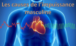 Causes impuissance masculine